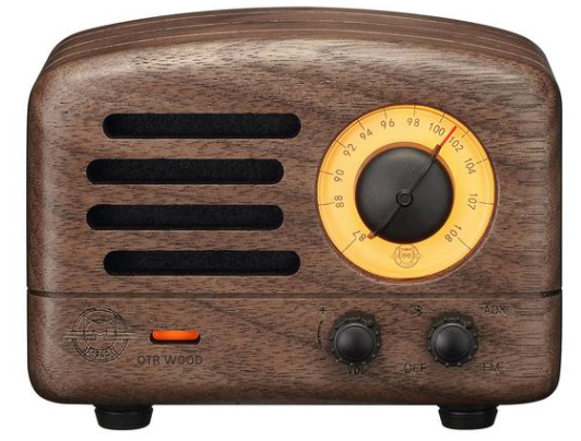 Muzen Portable Speaker in Wood