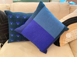 Roros pillow - Syndin Well Blue