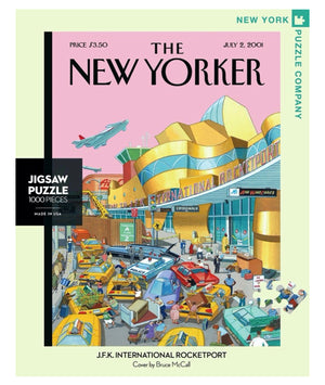 JFK International Rocketport - The New Yorker 1000pc