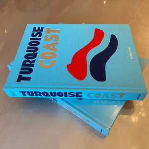 Turquoise Coast by Assouline Books