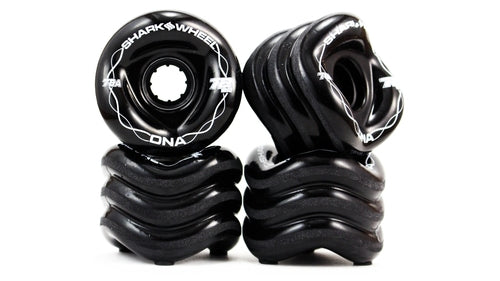 Shark Wheel - 72mm 78a DNA - Black