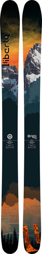 Liberty Origin 112 Winter Skis - Mountain Cultures