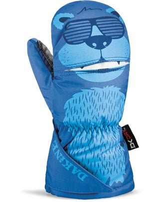 Dakine Scrambler Kids Mitt Blue - Mountain Cultures