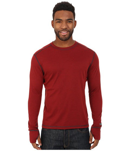 Hot Chillys Geo-Pro Long Sleeve Crewneck