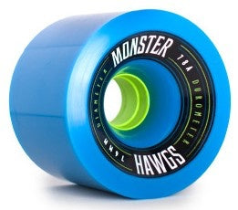 Monster Hawgs 76mm Blue 78a