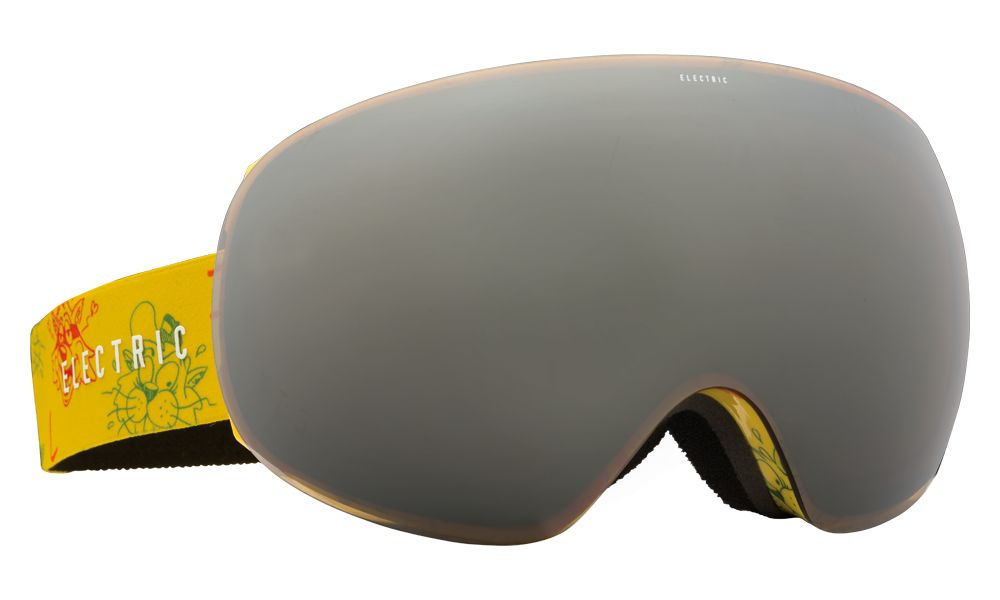 Electric EG3 Cartoon Yellow + Free Lens