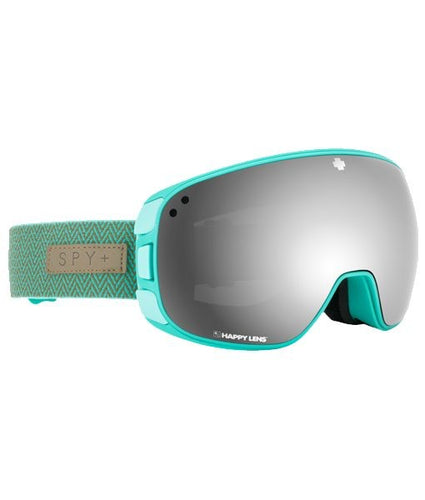 Spy Bravo -Goggle-Herringbone Mint +2 Happy Lens