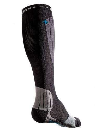 Dissent GFX Compression Wool Hybrid Sock
