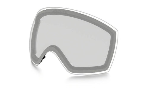 Oakley Flightdeck XM Clear Replacment Lens