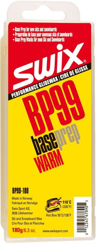 Swix BP99 Baseprep Warm 180g