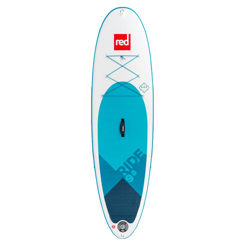 Red 9'8 Ride 2019 - Inflatable Paddleboard Package