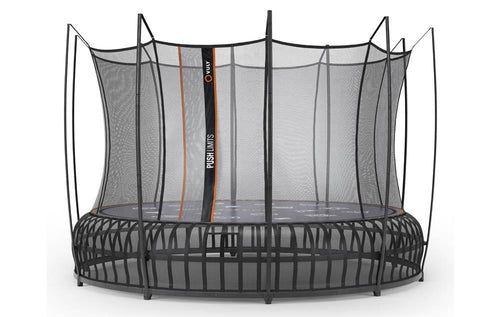 Vuly Thunder Pro Trampoline - Large (14ft)