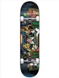Almost Dog Poker Premium Complete Skateboard