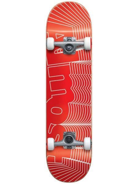 Almost Unknown Pleasures FP 7.75 Complete Skateboard