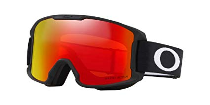 Oakley Line Miner Youth - Matte Black w/Prizm Torch GBL