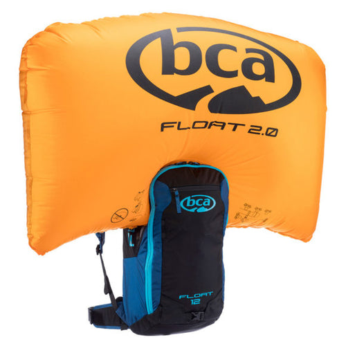 BCA Float 12 (with Full Canister) BLACK/BLUE