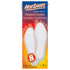 Hot Shots Heated Insoles
