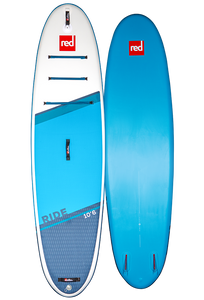 Red 10'6 Ride 2021 - Inflatable Paddleboard Package