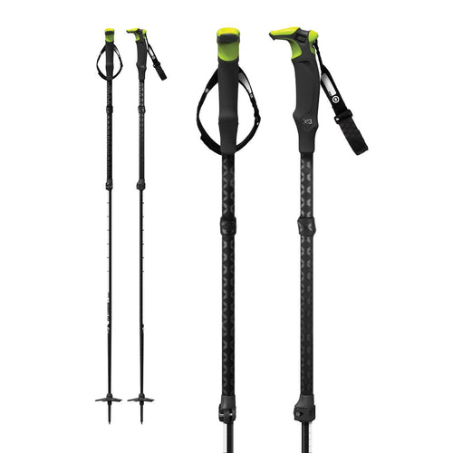 G3 VIA Carbon Pole 2021 - yellow