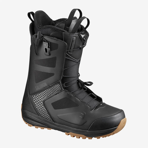 Salomon Dialogue Boot (Black/Gray) - 2020