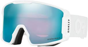 Oakley Line Miner XM - FP Whiteout w/Prizm Sapphire GBL