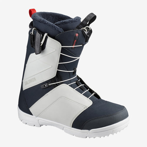 Salomon Faction Boot - 2020 Space grey/violet