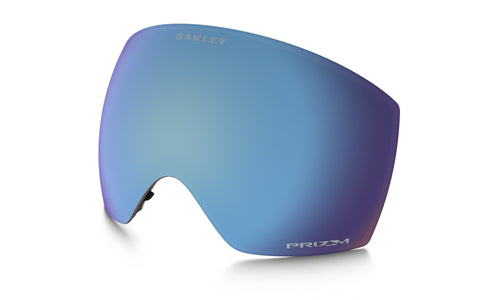 Oakley Flight Deck XM Replacement Lens - Prizm Sapphire