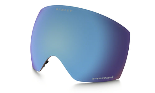 Oakley Flight Deck Replacement Lens - Sapphire IRid