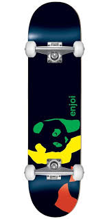 Enjoi - Rasta Panda Youth FP Complete 7.0