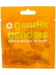 Enjoi Gender Bender Skateboard Hardware 7/8