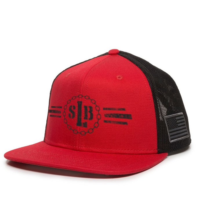SLB Trucker Mesh Back Hat