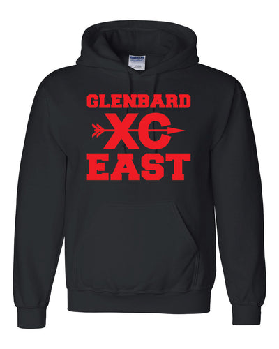 Cross Country Hoodies