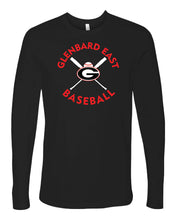 Load image into Gallery viewer, Baseball Long Sleeve T-Shirt