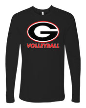 Load image into Gallery viewer, Long Sleeve Volleyball T-Shirt