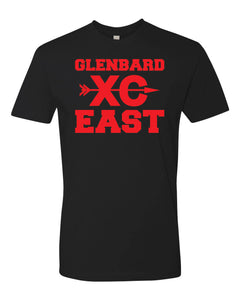 Cross Country Short Sleeve T-Shirt