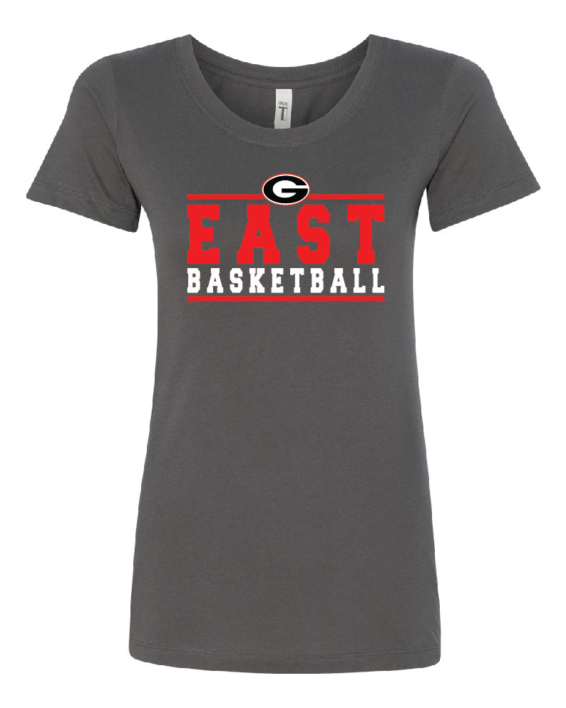 Ladies Basketball T-Shirt