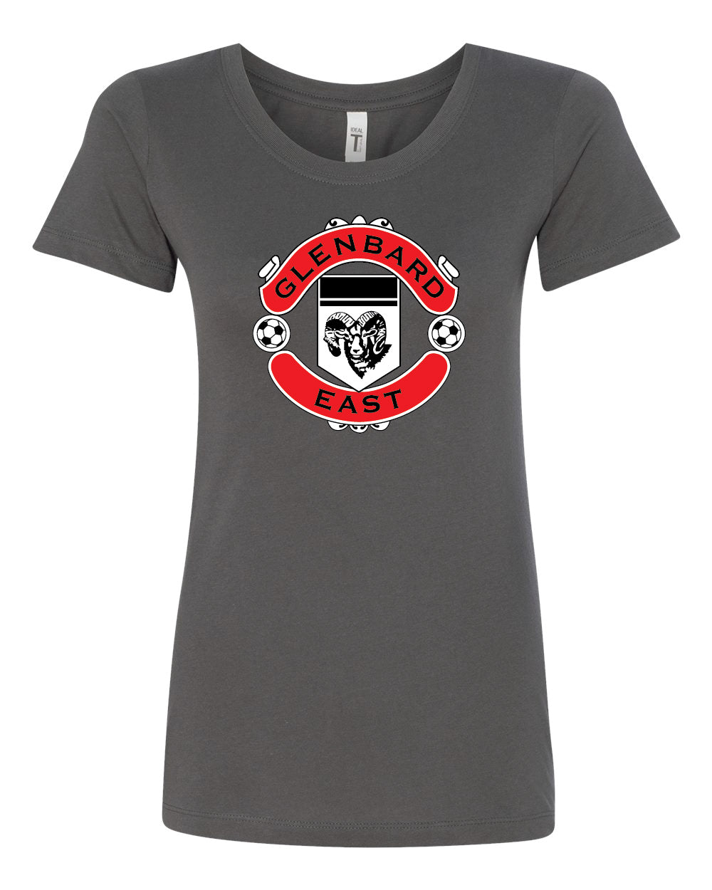 Girls Soccer T-Shirt