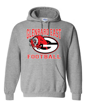 Load image into Gallery viewer, Football Hoodies