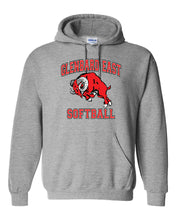 Load image into Gallery viewer, Softball Hoodie