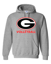 Load image into Gallery viewer, Volleyball Hoodie