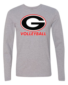 Long Sleeve Volleyball T-Shirt