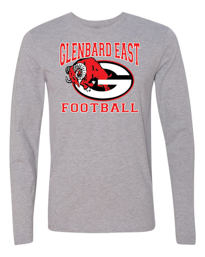 Long Sleeve Football T-Shirts