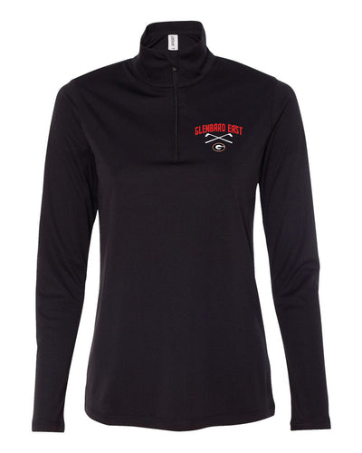 Ladies Golf Quarter Zip Pull Over