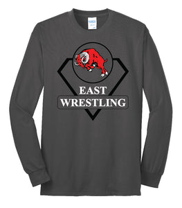 Wrestling Long Sleeve T-Shirt
