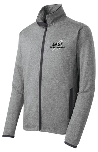 Men's Track & Field Stretch Full Zip Jacket