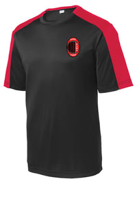 Men's Soccer Color Block Tee