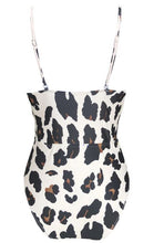 Load image into Gallery viewer, Alicia Leopard Print Swimsuit