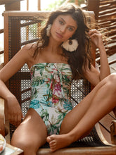 Load image into Gallery viewer, Amie Tropical Swimsuit