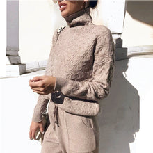 Load image into Gallery viewer, Sydney Knitted Two Piece Tracksuit