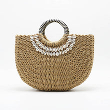 Load image into Gallery viewer, Shelly Beach Bag - Peachy Cola